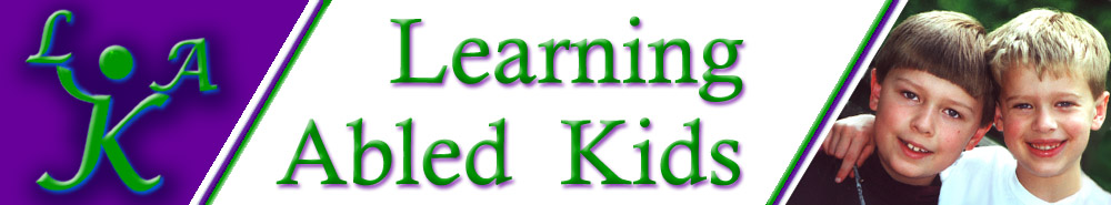 Learning Abled Kids